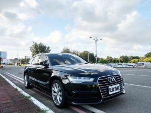 Audi A6 avant 四人座 - 兼具動感與優雅特質的運動化車身線條,商務級房車的首選車款